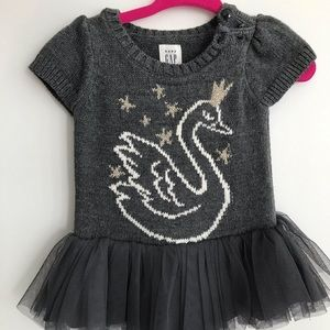 Baby Gap Swan Dress